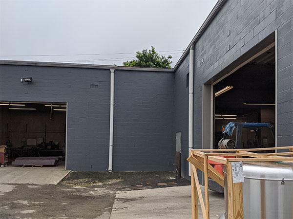 AFT Mechanical Building Exterior Updates