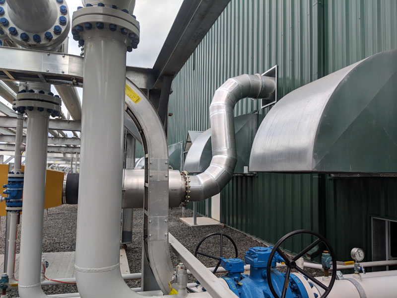 Marcellus Support Services - Natural Gas Projects